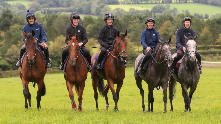 The Pat Smullen charity race will take place on Sunday September 15