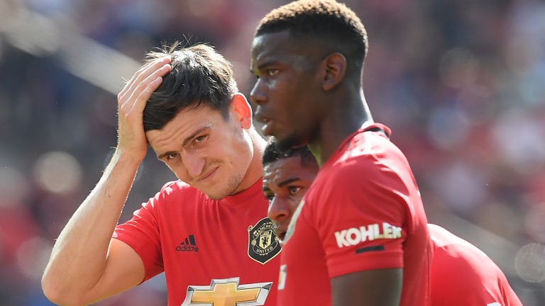 It looks like being a frustrating season for Harry Maguire and Paul Pogba