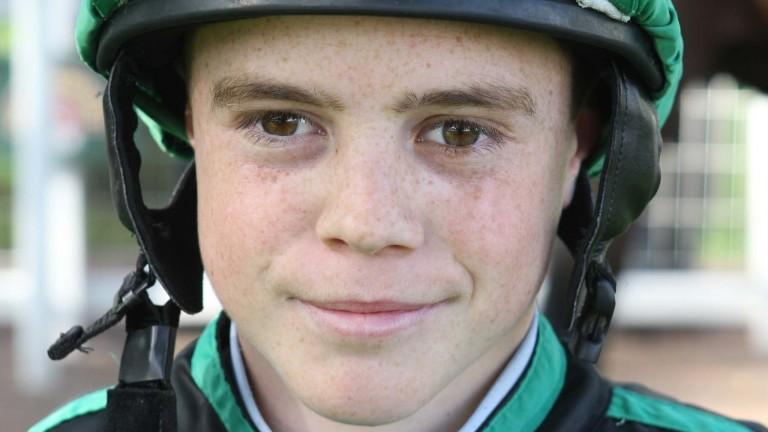 Jockey Jamie Kyne