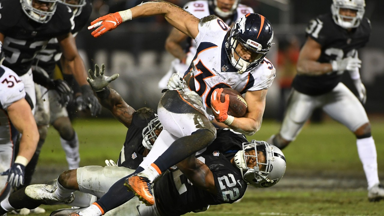 NFL: Denver Broncos at Oakland Raiders: betting odds, free