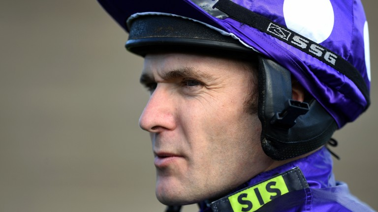 Tom Scudamore: out of action