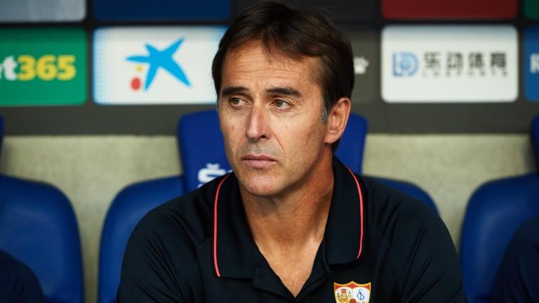 Julen Lopetegui's Sevilla have been in good form