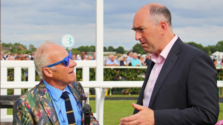 Dan Abraham (right): believes the coronavirus era should help usher in a better experience for owners off-course