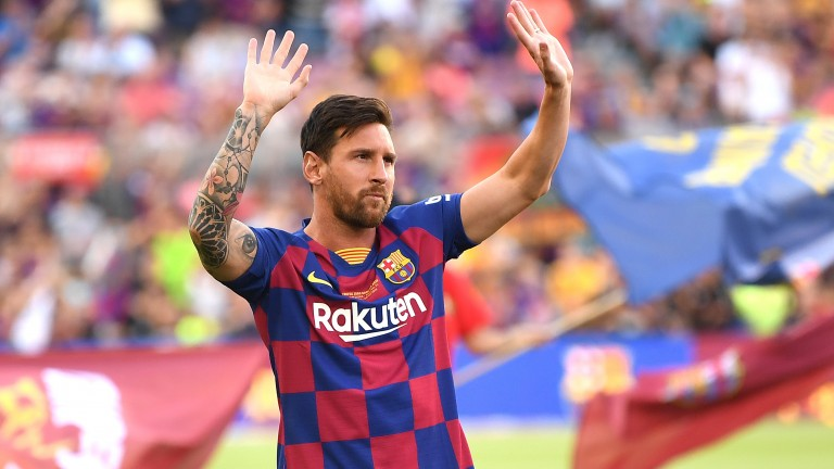 Barcelona's Lionel Messi remains the world's finest player
