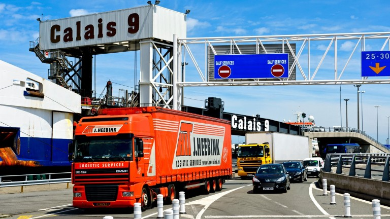 Richard Hobson will be charged both import fees and sizeable handling charge to take three horses through the Calais border inspection point this week