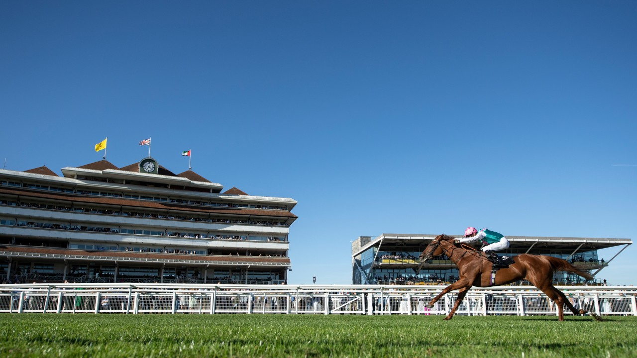 Frankel filly Quadrilateral new 1,000 Guineas favourite after stunning success
