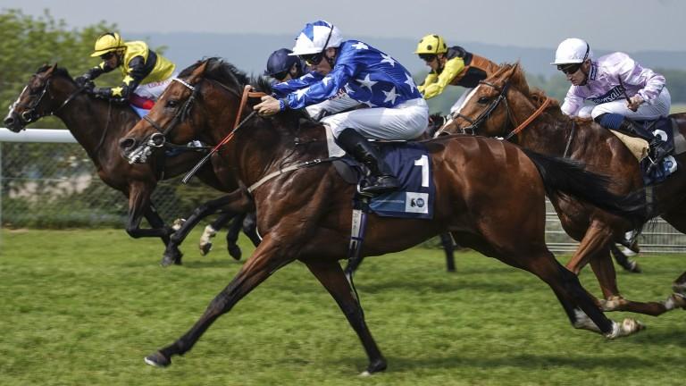 Aspetar: winner of the Sky Bet York Stakes
