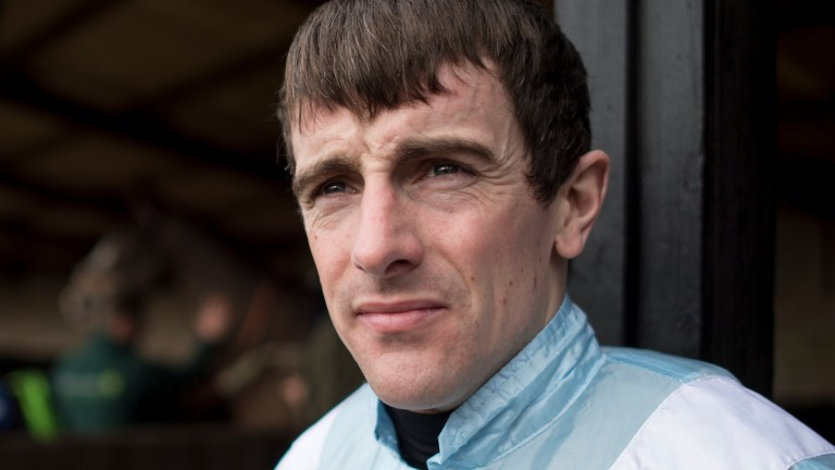 Brian Hughes: rode 141 winners over the course of the 2019-20 jumps season