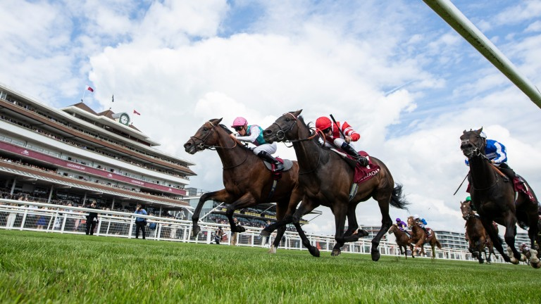 There are hopes racing in Britain could return later this month