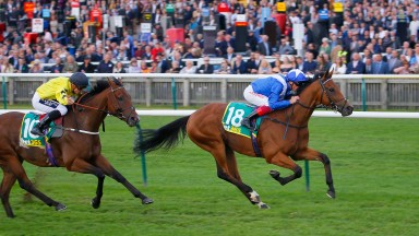 Lord North: runs out a cosy winner of the Cambridgeshire Handicap