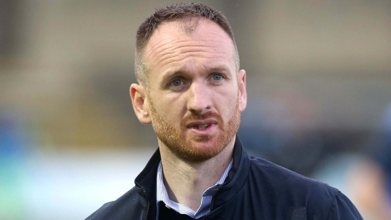St Patrick's boss Stephen O'Donnell
