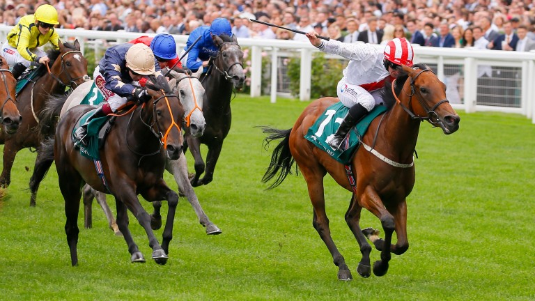 Under The Stars: will bid to build on her solid performance in the 1,000 Guineas in the Eternal Stakes for James Tate