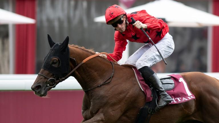 Pierre-Charles Boudot enjoyed a stellar year in 2019 despite not winning the jockey's title