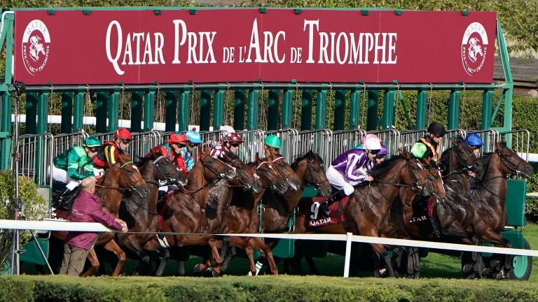Racing will resume at Longchamp on May 11 after a seven-week hiatus