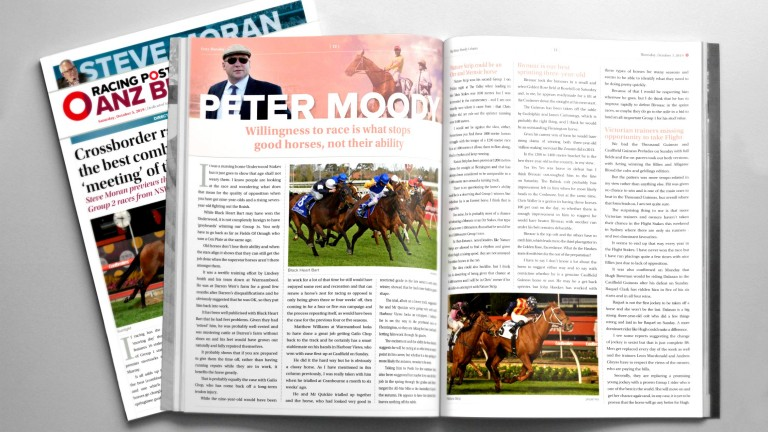 Don't miss the latest issue of ANZ Bloodstock