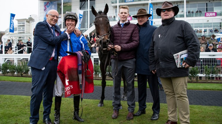 Willie Mullins scores again as Stratum bags Cesarewitch for in-form Jason Watson