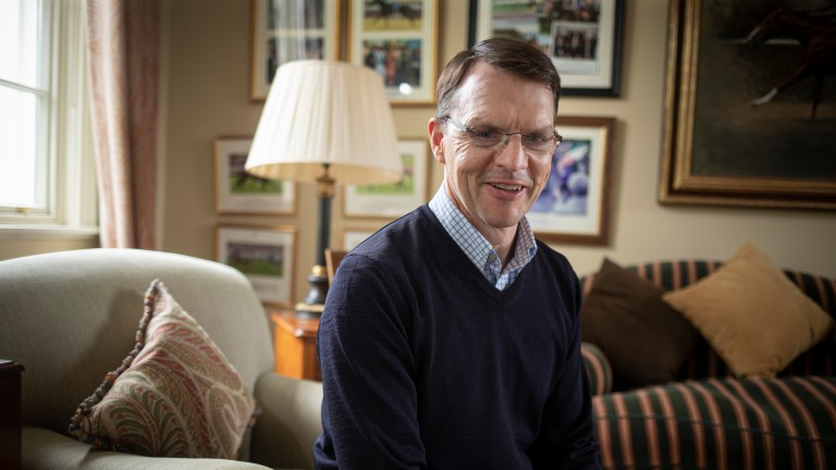Aidan O'Brien: Cleveland and Joan Of Arc are promising three-year-olds at Ballydoyle