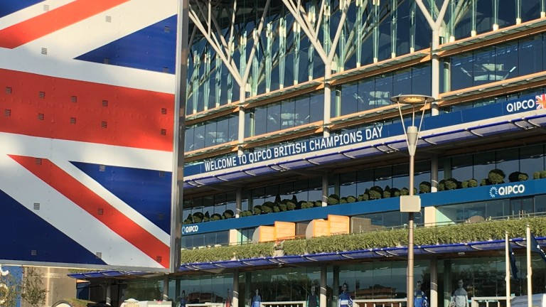 Ascot: stages four Group 1s on Saturday