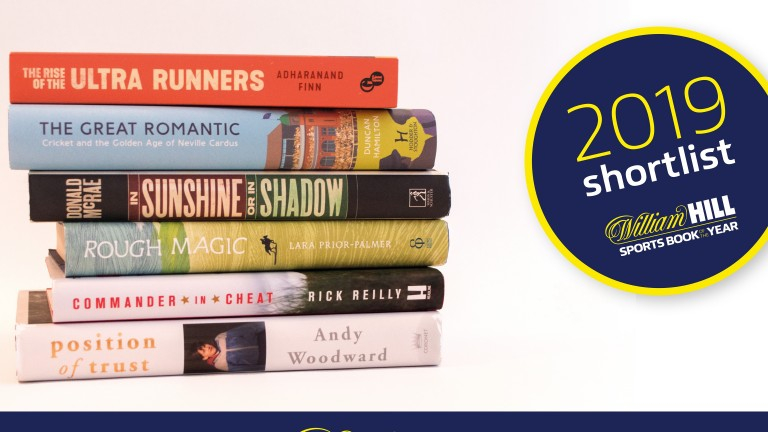 William Hill Sports Book of the Year contenders