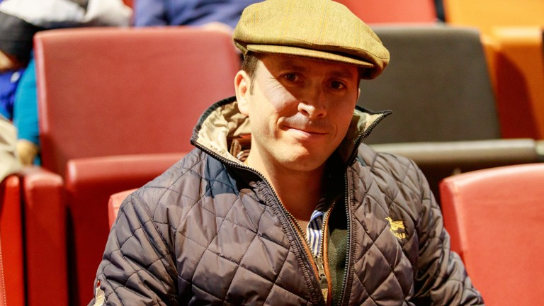 Sebastien Desmontils was once again an active buyer at Arqana on Wednesday