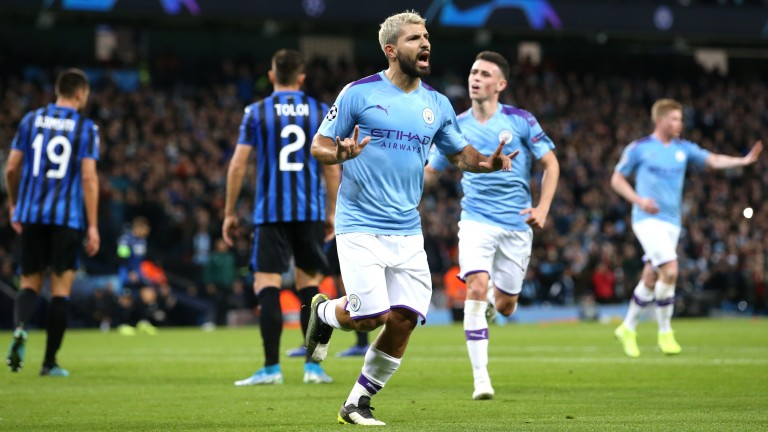 Manchester City thrashed Atalanta 5-1 in the Champions League in midweek
