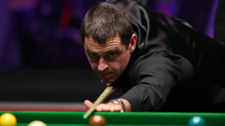 Ronnie O'Sullivan strongly fancied to go well in Wales