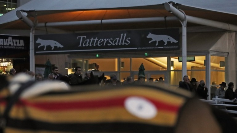 The Tattersalls Cheltenham December Sale will take place at Newmarket