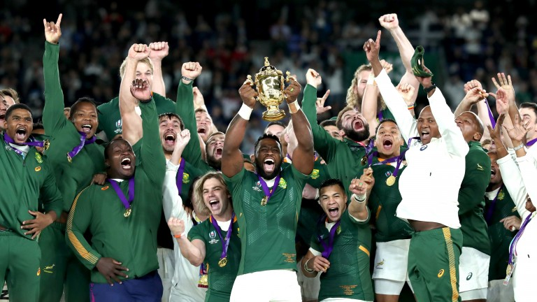 South Africa have become rugby union world champions for a third time