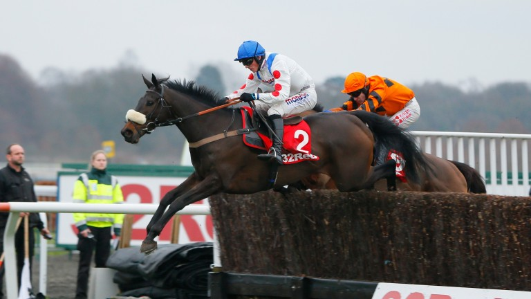 Clan Des Obeaux: will bid to repeat his King George victory from 12 months ago