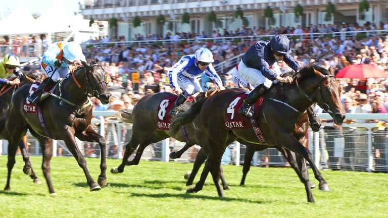 Land Force lands the Richmond Stakes
