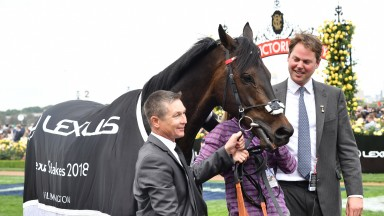 Charlie Fellowes' globe-trotting Prince Of Arran could head to Hong Kong after finishing second in the Melbourne Cup