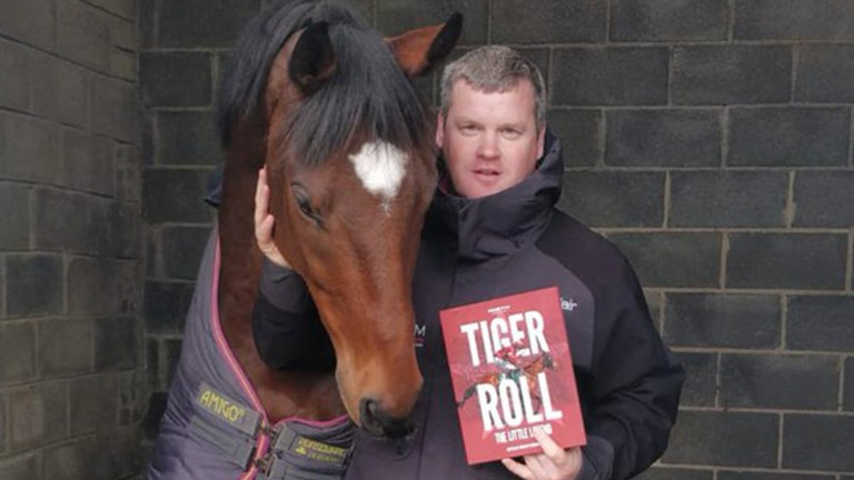 Gordon Elliott and Tiger Roll