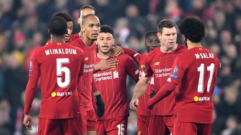 Liverpool are on course to win the Premier League title