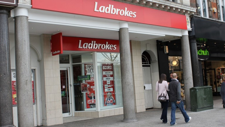 GVC Holdings acquired the Ladbrokes estate in March 2018