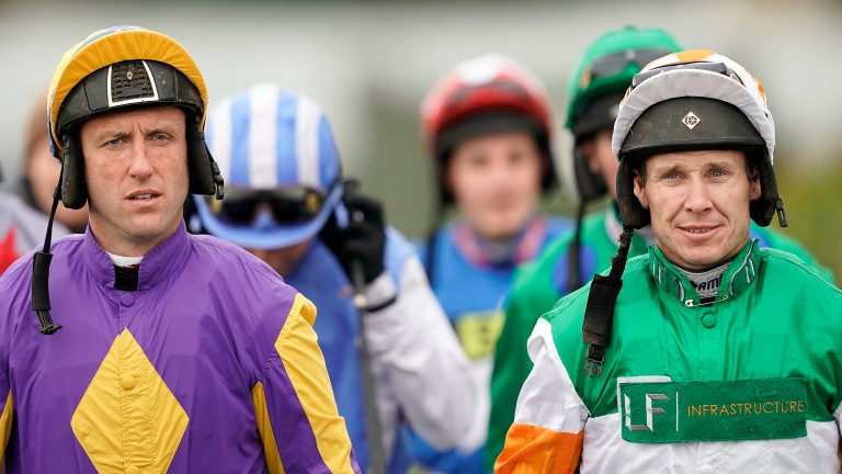 Most members of the weighing room will be self-employed