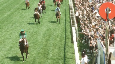 Shergar's 1981 Derby win has left a lasting impression
