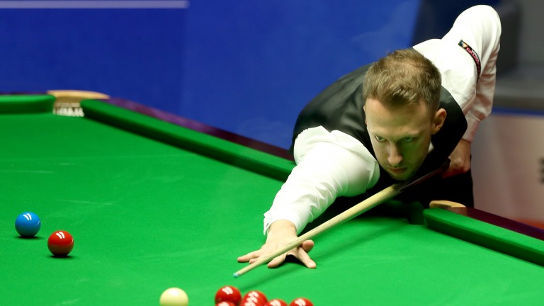 Last week's Yushan champion Judd Trump looks to be playing well enough for a quick follow-up in Coventry