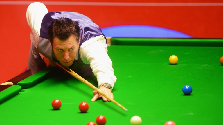 Dominic Dale could face a difficult test against young opponent Luo Honghao in Belfast