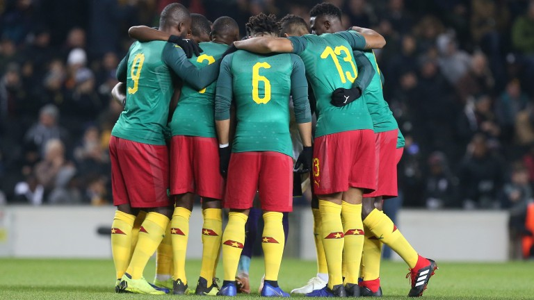 Cameroon have struggled for form recently but face weak opponents
