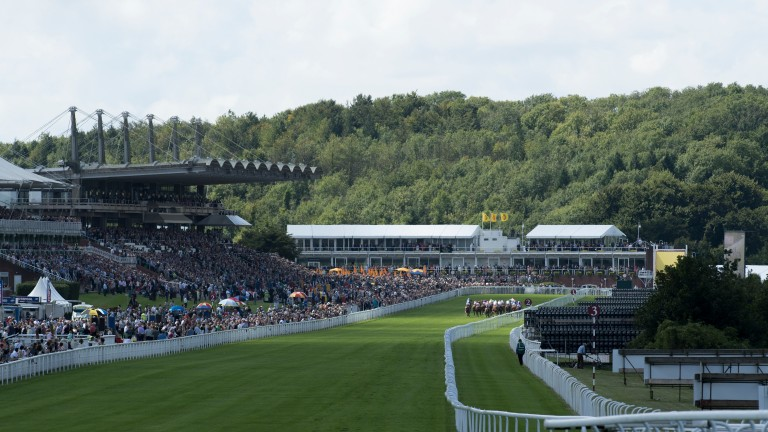 Goodwood is always popular with racegoers during its Glorious festival