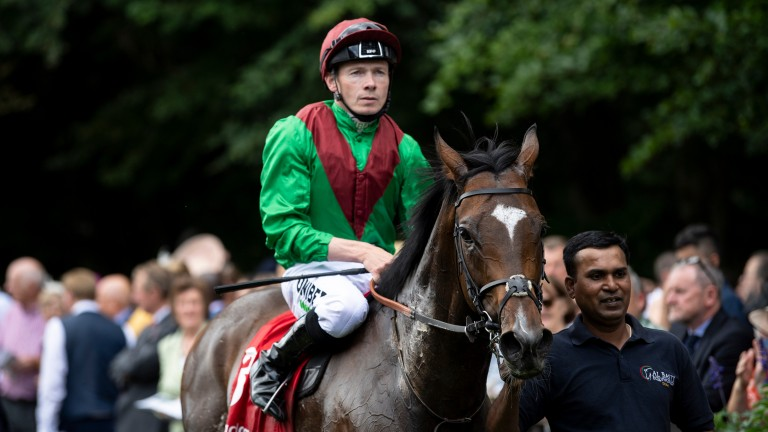 Spanish Mission and Jamie Spencer will be in action at Meydan