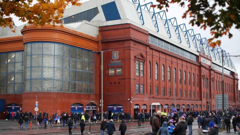 Ibrox Stadium will host Rangers Colts v Wrexham