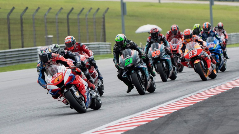 Jack Miller leads the field in Malaysia