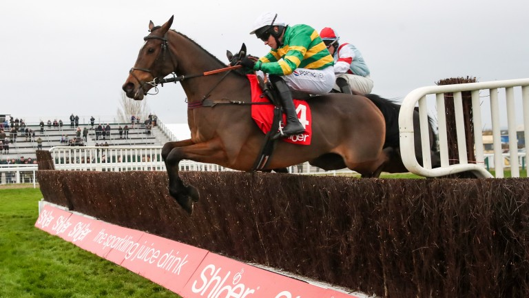 Defi Du Seuil may be the best proposition for the top two-mile races