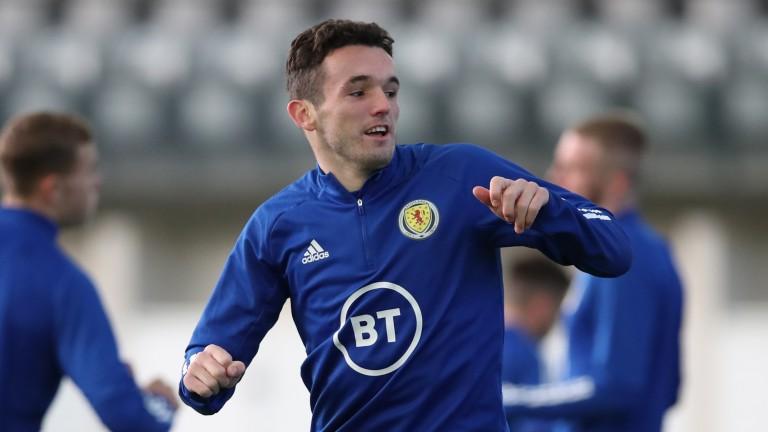 John McGinn has been in prolific goalscoring form for Scotland