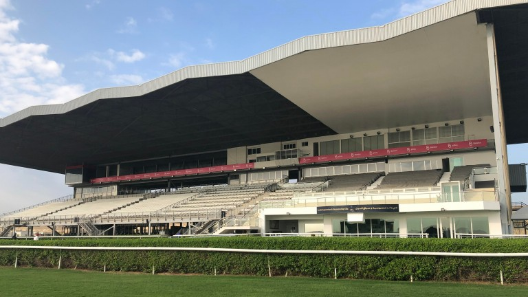 A crowd of around 3,000 is expected at Friday's first Bahrain International Trophy