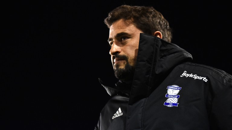 Pep Clotet's Birmingham City can cause problems for Huddersfield Town