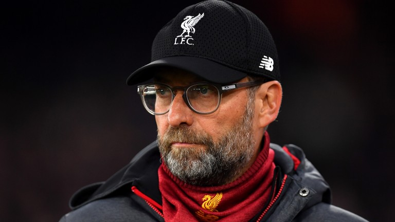 Jurgen Klopp faces a selection headache with many of his Liverpool stars sidelined through injury