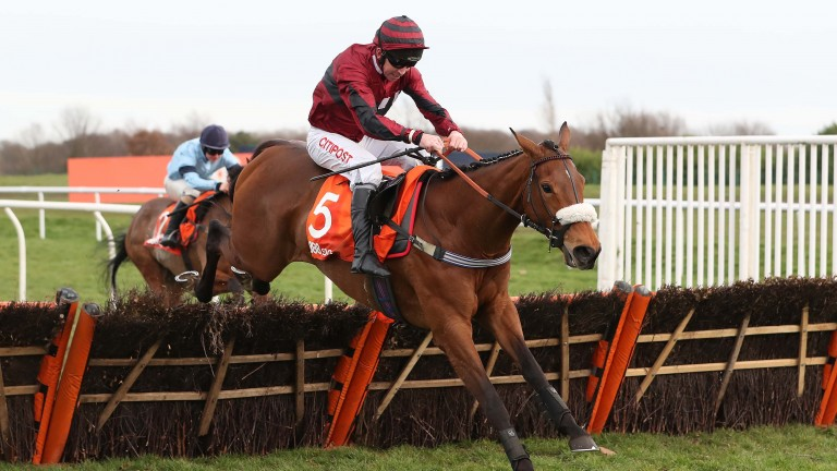 Papagana and Leighton Aspell winning at Doncaster in March