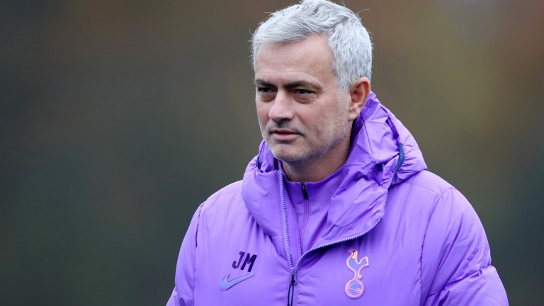 Jose Mourinho can lead Tottenham Hotspur to victory against Olympiakos in the Champions League
